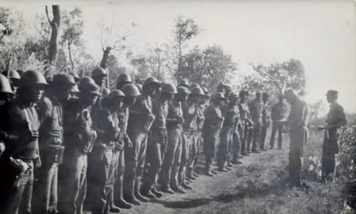 Мозамбик 1978 год - военный советник Боровой Г.А. военный переводчик Шальнев В.В.