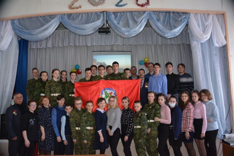 В Новосибирской области прошла встреча представителей Союза ветеранов Анголы с педагогами и учащимися школы.